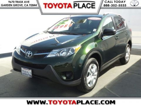 11 Certified Pre Owned Toyotas near Westminster Toyota Place
