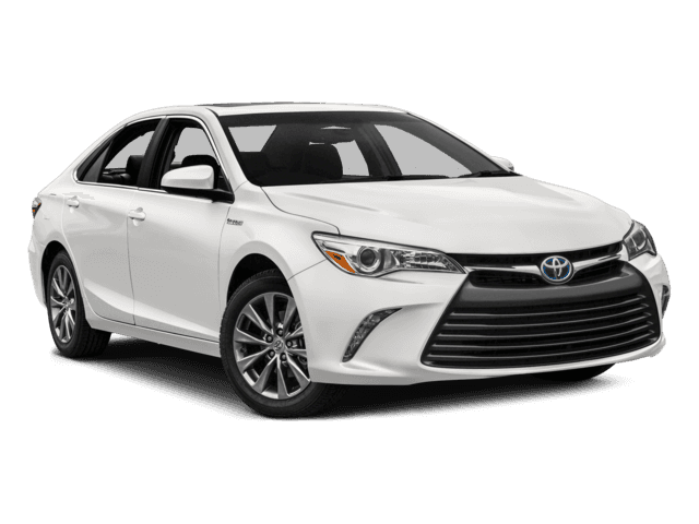 New 2017 Toyota Camry Hybrid LE Front Wheel Drive 4D