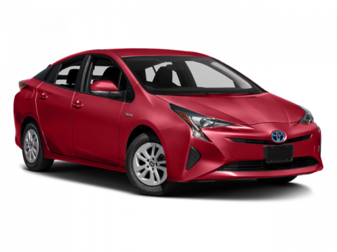 New 2017 Toyota Prius Two Front Wheel Drive 4H