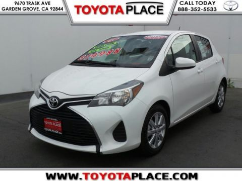 89 Used Cars in Stock Garden Grove Westminster Toyota Place