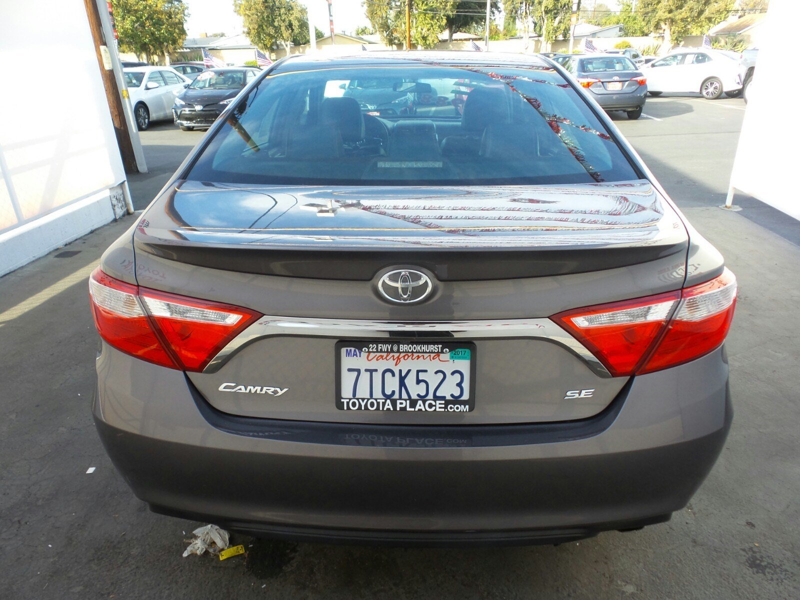 Toyotacare Plus In Garden Grove Toyota Place